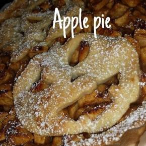 Torta di mele - Apple pie